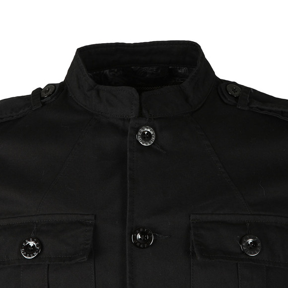 Pretty Green Mens Black Langford Jacket main image