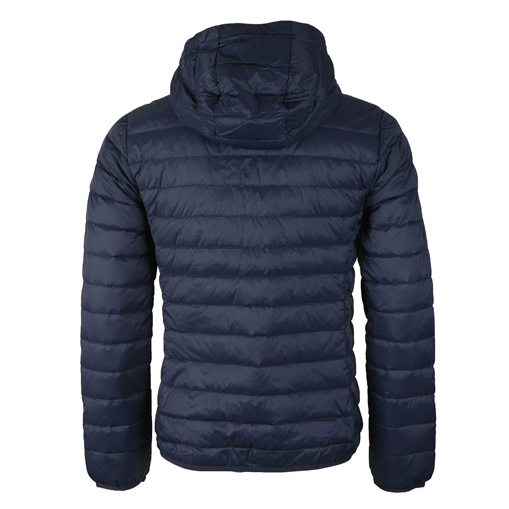 Lightweight Quilted Hooded Jacket main image