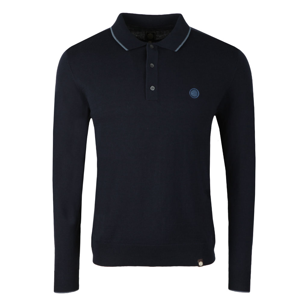 L/S Tilson Knitted Polo main image