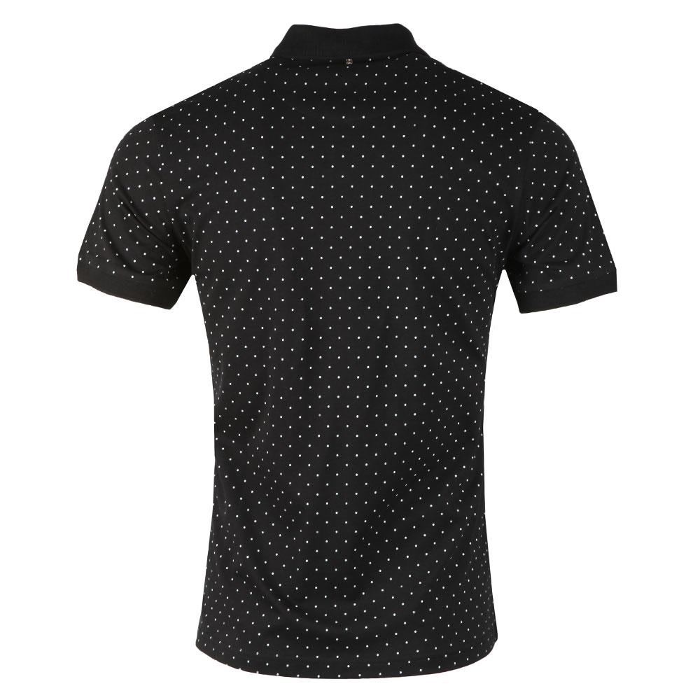 Polka Dot Polo Shirt main image