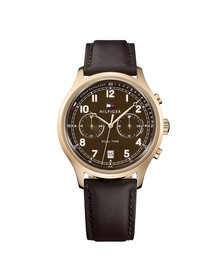 Tommy Hilfiger Mens Brown 1791387 Watch