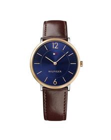 Tommy Hilfiger Mens Brown 1710354 Watch