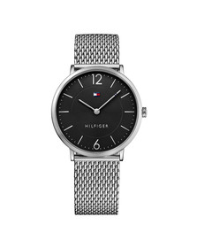 Tommy Hilfiger Mens Silver 1710355 Watch