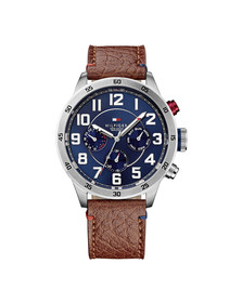 Tommy Hilfiger Mens Brown 1791066 Watch