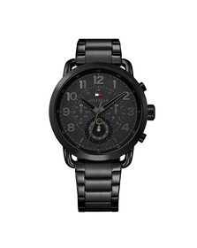Tommy Hilfiger Mens Black 1791423