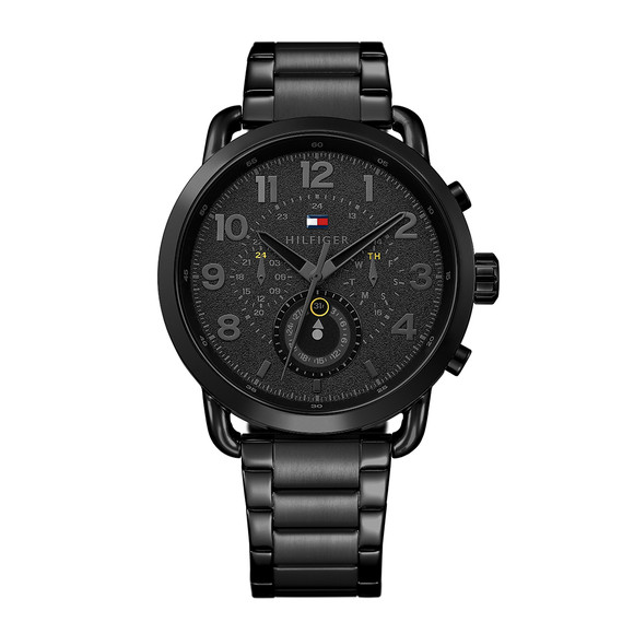 Tommy Hilfiger Mens Black 1791423 main image