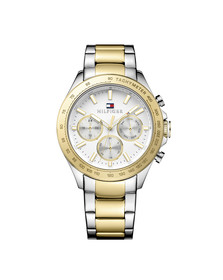 Tommy Hilfiger Mens Gold 1791226 Watch