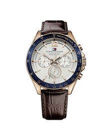 Tommy Hilfiger Mens Brown 1791118 Watch