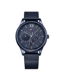 Tommy Hilfiger Mens Blue 1791421 Watch