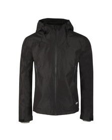 Superdry Mens Black Elite Windcheater