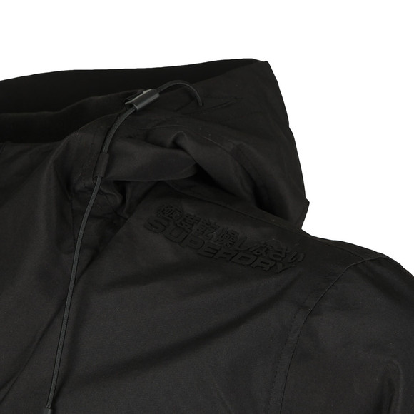 Superdry Mens Black Elite Windcheater main image
