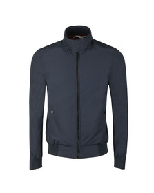 Superdry Mens Blue Montauk Harrington