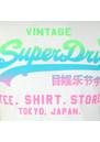 Vintage Logo Hyper Fade Tee additional image