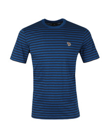 PS Paul Smith Mens Multicoloured S/S Stripe Tee