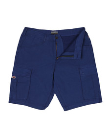 Napapijri Mens Blue Noto 1 Short
