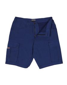 Napapijri Mens Blue Noto 1 Short