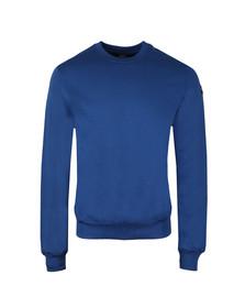 Paul & Shark Mens Blue Small Logo Sweatshirt