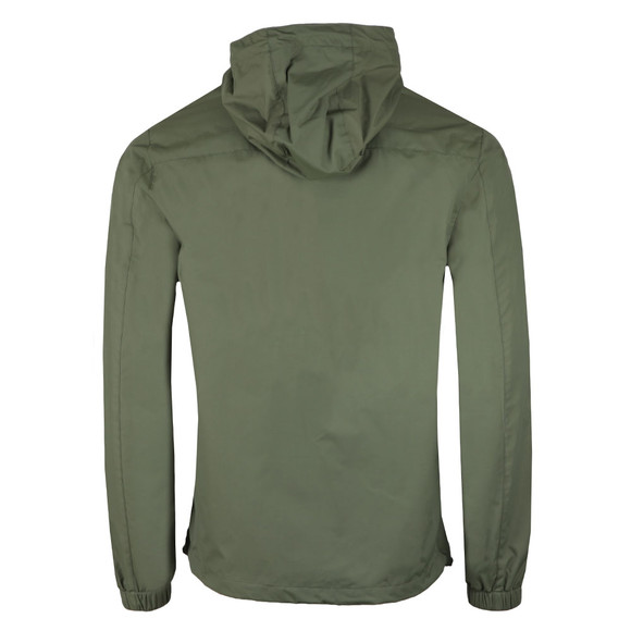 Farah Mens Green Smith Hooded Jacket main image