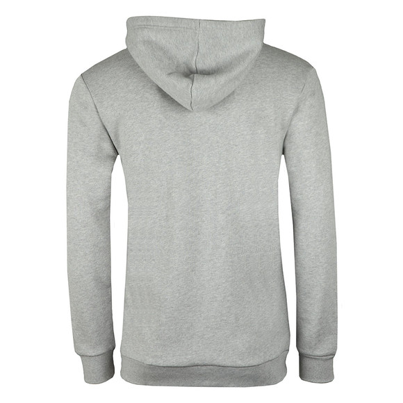 Adidas Originals Mens Grey Trefoil Hoodie main image