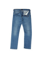 ED-80 Slim Quartz Blue Denim Jean