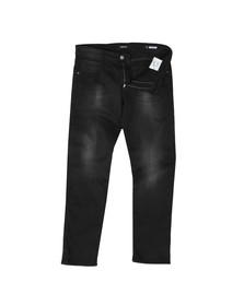 Replay Mens Black Power Anbass Slim Jean