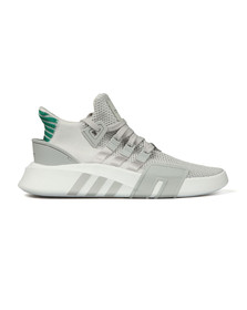 Adidas Originals Mens Grey EQT Bask ADV Trainer