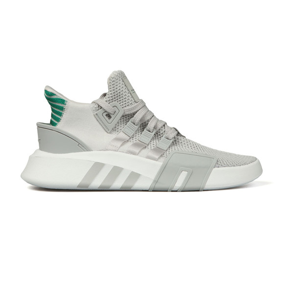 adidas Originals Mens Grey EQT Bask ADV Trainer main image