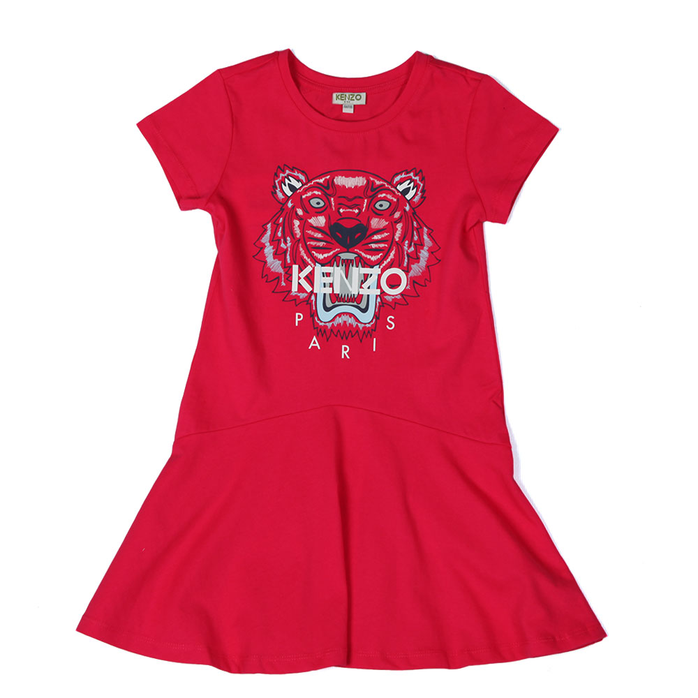 8c40c51b8 Kenzo Kids Tiger Print Dress | Oxygen Clothing
