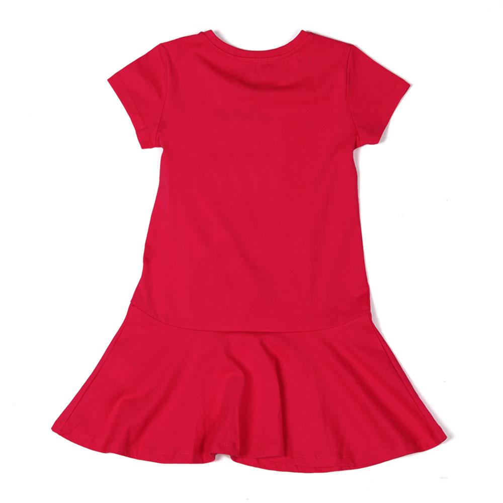 18af12fe121a Kenzo Kids Girls Pink Tiger Print Dress