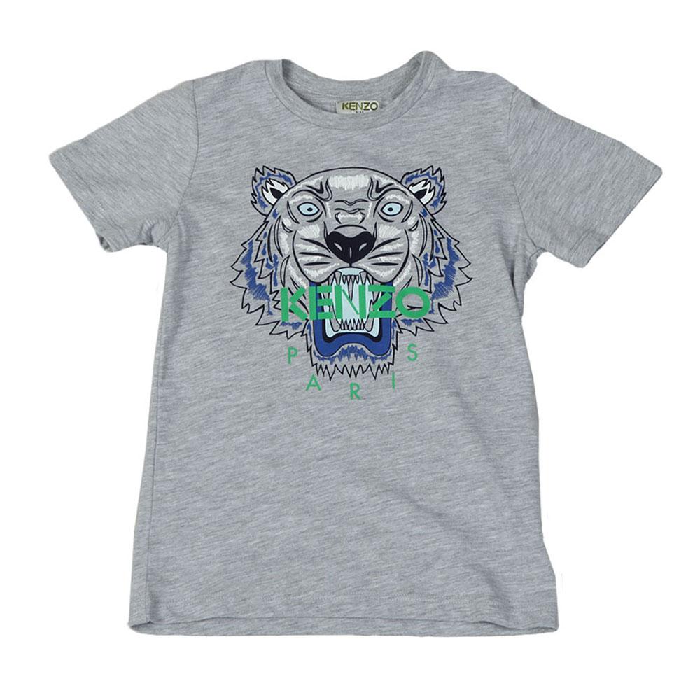 Boys Tiger Print T Shirt main image