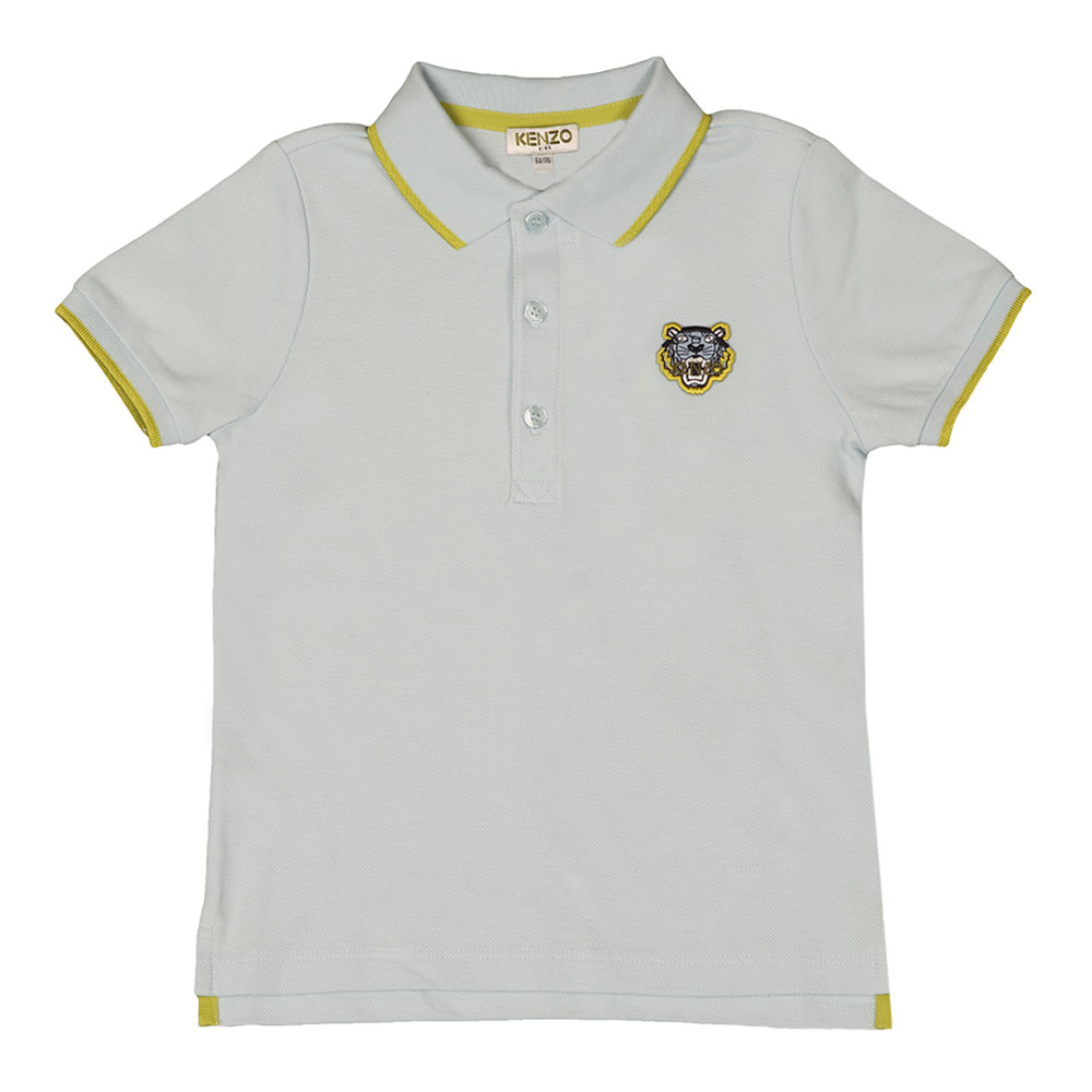 Tipped Logo Polo Shirt main image