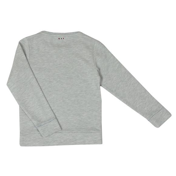 Napapijri Boys Grey Bogly Sweatshirt main image