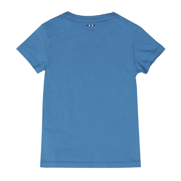Napapijri Boys Blue Shadow Tee main image