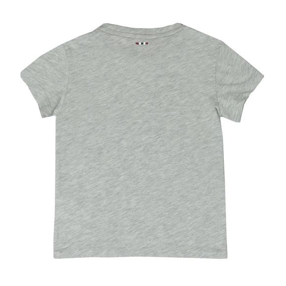 Napapijri Boys Grey Shadow Tee main image