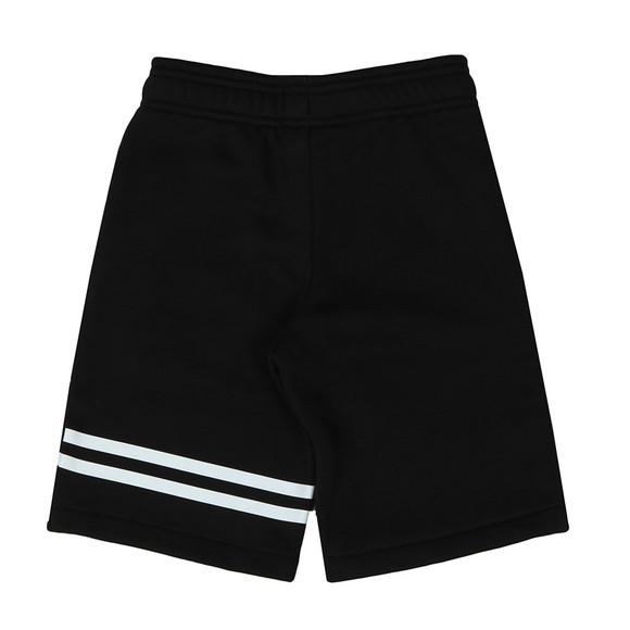 Lacoste Sport Boys Black Sweat Shorts main image