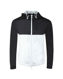 Emporio Armani Mens Blue Full Zip Lightweight Jacket