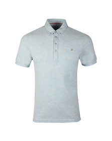 Farah Mens Blue Merriweather Polo Shirt