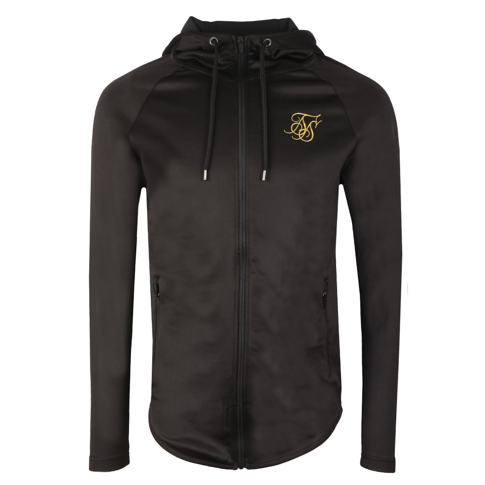 Athlete Zip Through Hoodie main image