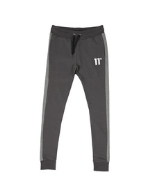 Eleven Degrees Mens Grey Skinny Joggers