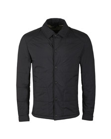 Belstaff Mens Black Stowford Overshirt