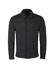 Belstaff Mens Black Stowford Overshirt