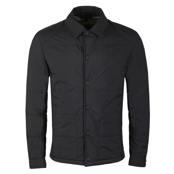 Belstaff Mens Black Stowford Overshirt main image