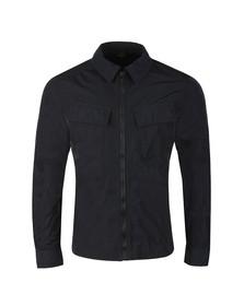 Belstaff Mens Blue Talbrook Overshirt