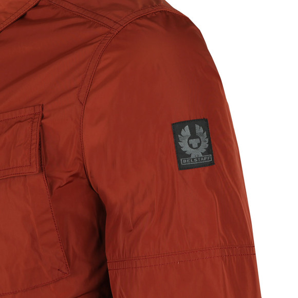 Belstaff Mens Red Talbrook Overshirt main image