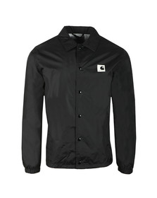 Carhartt Mens Black Sports Coach Jacket