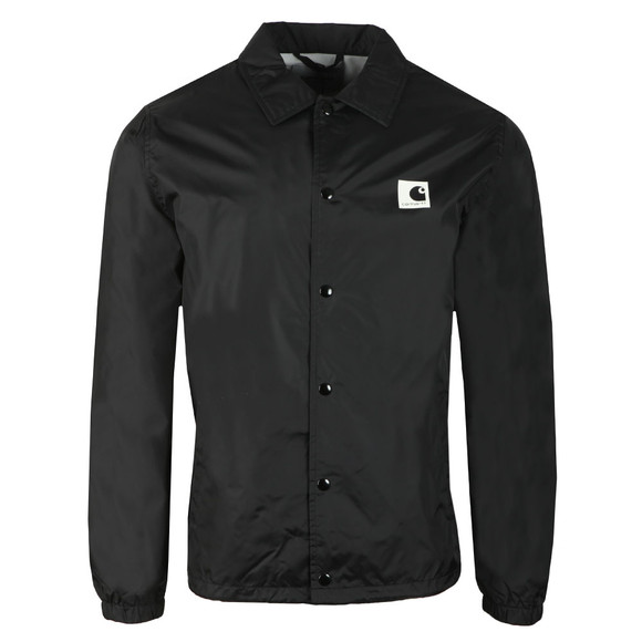 Carhartt Mens Black Sports Coach Jacket main image