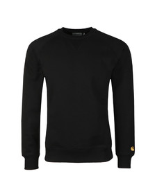 Carhartt Mens Black Chase Sweat