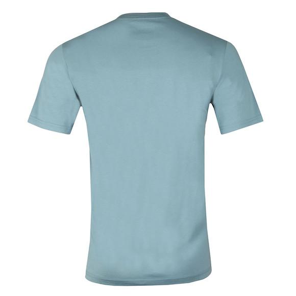 Carhartt Mens Blue Script T Shirt main image