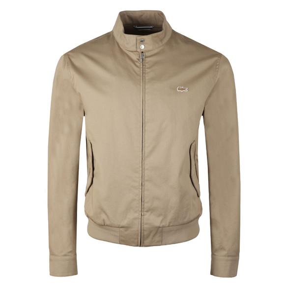 Lacoste Mens Beige BH3921 Jacket main image
