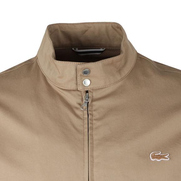 Lacoste Mens Beige BH3921 Jacket main image